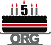 ORG's 5th birthday