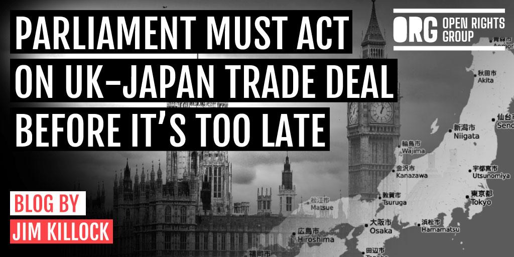 Juxtaposition of UK Parliament & map of Japan