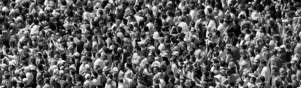 Image of crowd